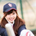 可愛い野球部のマネージャー