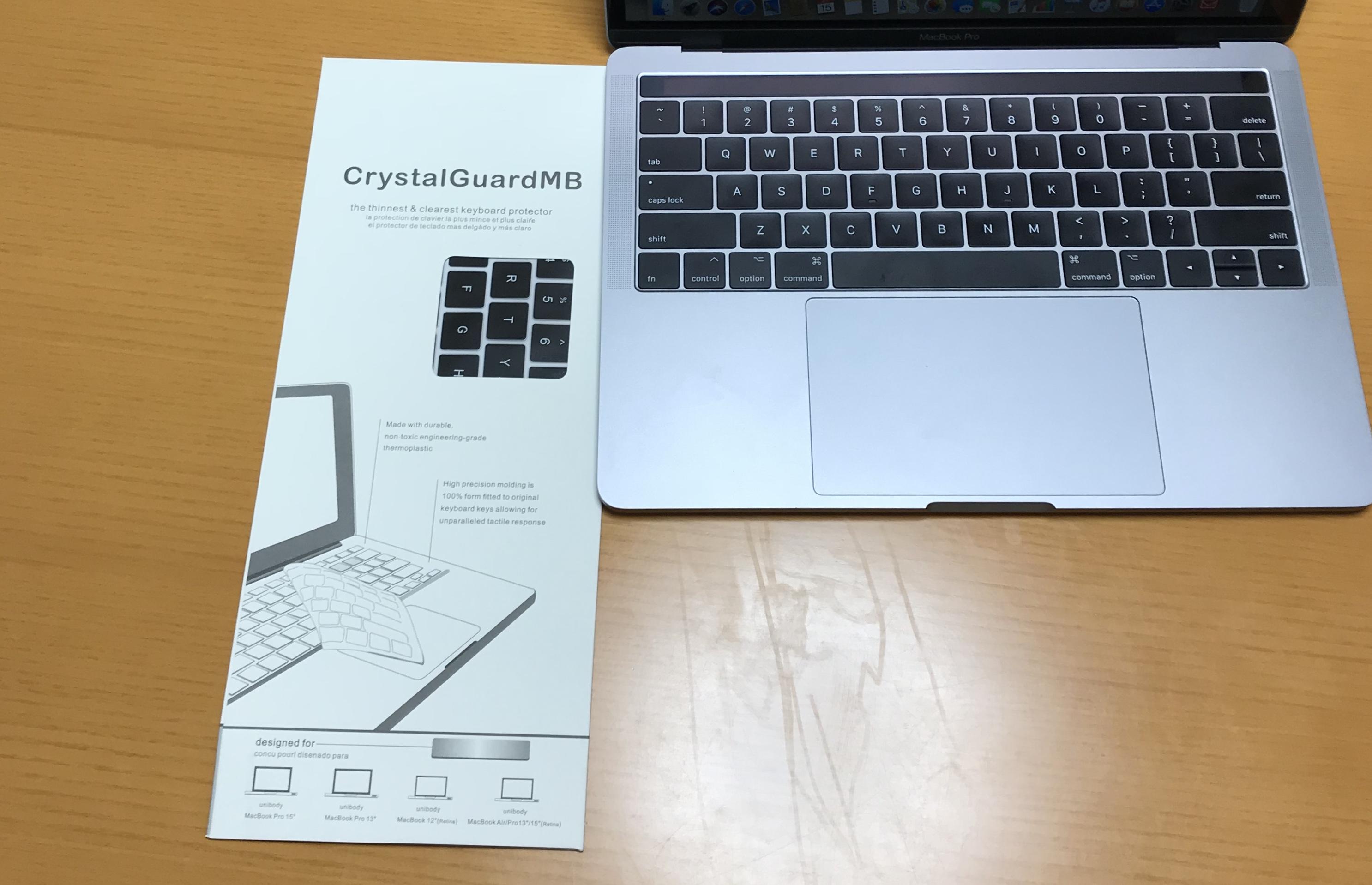 Mac book Proをアップルで購入。USキーボードの納期は約2週間かかります!