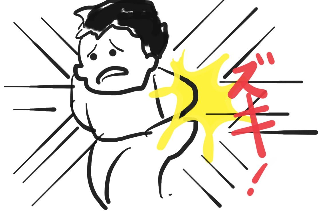 定期的に腰を痛めます(30代後半男性)。インナーマッスル鍛えないと・・・。でも急には危険。