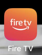 fire TVの無料スマホアプリのロゴ