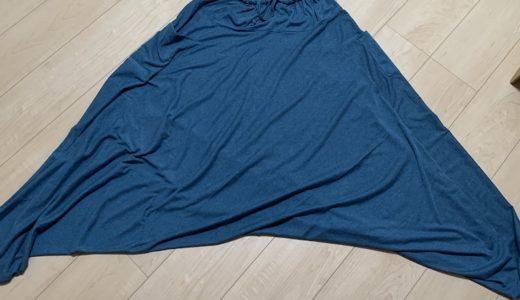 アラジンパンツ(サルエルパンツ)をオッサンがレビューします。意外とどんな服装でも合います。